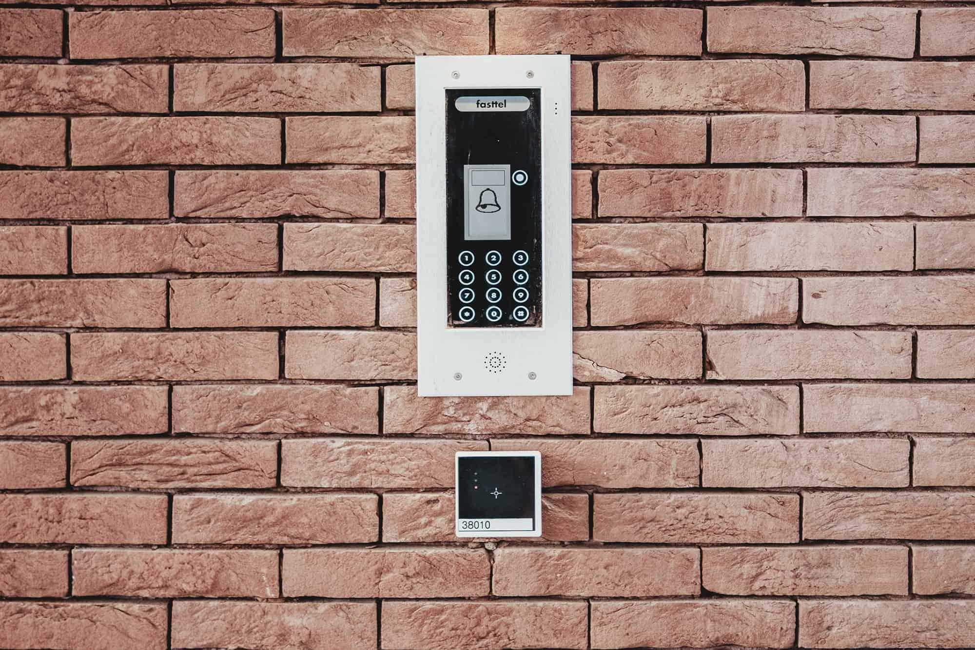 electricien parlophonie vidéophonie